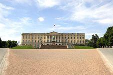Free The Norwegian Palace Stock Photos - 8131893
