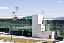 Free Airport In Guatemala City Stock Images - 8132364