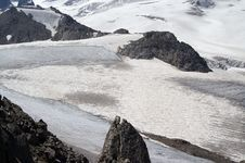 Free Mountain Glacier Royalty Free Stock Images - 8132459