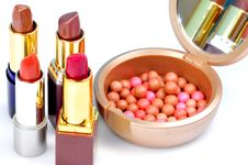 Free Lipsticks Stock Photography - 8132902