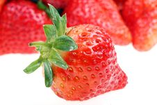 Free Strawberries Stock Photo - 8133050