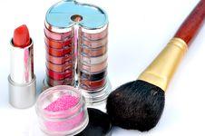 Free Makeup Stock Photo - 8133080