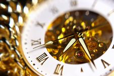 Free Golden Times Royalty Free Stock Image - 8133386