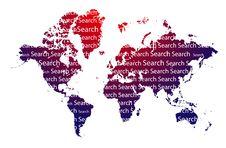 Free World Map Royalty Free Stock Photos - 8133688