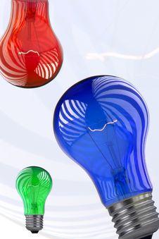 Free Bulb Royalty Free Stock Photos - 8134398