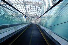 Free Escalator Stock Image - 8134901