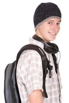 Free Schoolboy Stock Photography - 8136162