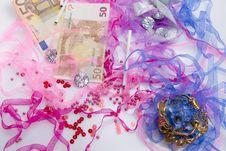 Free Glamour Money Royalty Free Stock Photography - 8136457