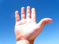 Free Give Me Five! Stock Images - 8136674