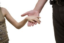 Free Give My Hand Royalty Free Stock Photo - 8137535