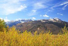 Free Grand Teton, NP Royalty Free Stock Image - 8137826