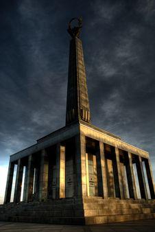 Free Slavin Memorial Stock Photo - 8138090
