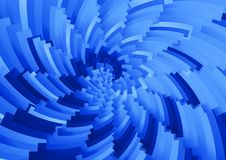 Free Blue Abstract Background Stock Photography - 8138282