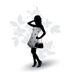 Free Fashionable Woman Stock Photography - 8138452