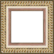 Free Silver Frame Royalty Free Stock Photo - 8139375