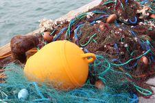 Free Fishing Net Stock Photo - 8139640
