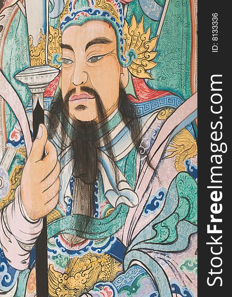 Ancient Chinese god