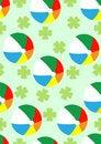 Free Balloon Pattern Stock Images - 8149524