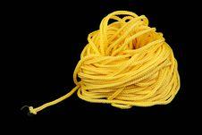Free Yellow Lace Stock Photo - 8140780