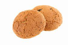 Free Oatmeal Cookies Stock Photo - 8140810