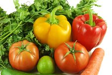 Free Fresh Vegetables Royalty Free Stock Image - 8141316