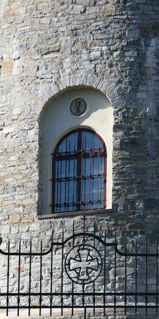 Free Window With A Lattice Stock Images - 8141454