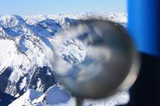 Free Austria. Mountains. The Alpes. Stock Photos - 8141873