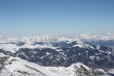 Free Austria. Mountains. The Alpes. Royalty Free Stock Image - 8141906