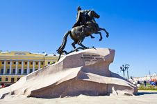 Free Saint Petersburg Stock Images - 8142014