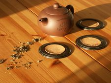Free Tea Stock Image - 8142241