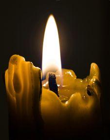 Free Candle Light Royalty Free Stock Photos - 8142348