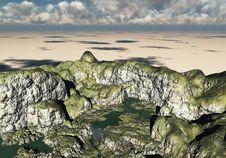 Free Archipelago Royalty Free Stock Photo - 8142375