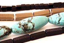 Free Beads Strips Stock Photos - 8143123