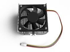 Free CPU Cooler Stock Image - 8143501