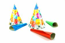 Free Party Squawkers Stock Images - 8143794