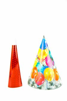 Free Party Squawkers Royalty Free Stock Photos - 8143798