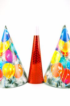Free Party Squawkers Stock Photos - 8143803