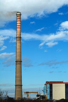 Free Power Plant Stock Images - 8144114