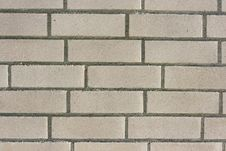 Free Light Colored Brick Wall Royalty Free Stock Image - 8144316