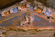 Free Columbarium Of Pomponius Hylas Royalty Free Stock Image - 8144766