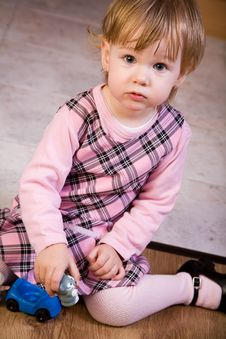 Free Beautiful Little Girl Stock Photos - 8145023