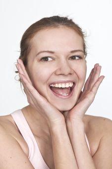 Free Laughing Women Stock Photos - 8145403