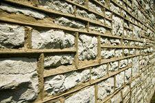 Free Brick Wall Stock Photo - 8146250
