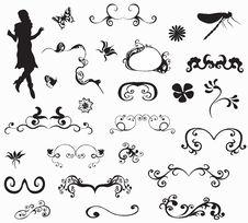 Free Design Elements Stock Photo - 8146480