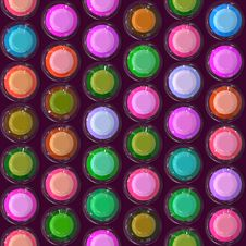 Free Colored Spots Pattern Stock Photos - 8146553