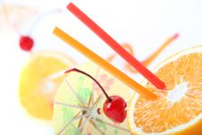 Free Healthy Cocktail Royalty Free Stock Photography - 8147137