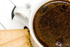 Free Black Coffe Stock Photo - 8147850