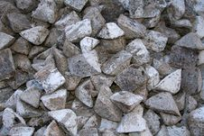 Free Stone Royalty Free Stock Photography - 8148047