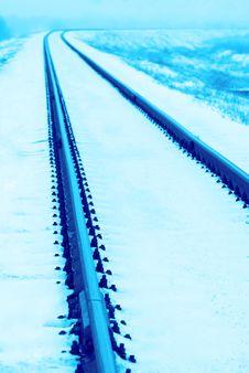 Free Railway Stock Image - 8149331