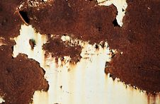 Free Rusty Background Royalty Free Stock Photo - 8149705